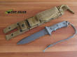 Chris Reeve Green Beret Fixed Blade Combat Knife - CRKGB