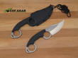 Cold Steel Double Agent II Clip-Point Neck Knife - 39FN