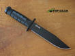 Cold Steel Leatherneck SF Drop-Point Knife, D2 Tool Steel - 39LSFC