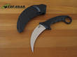 Cold Steel Steel Tiger Karambit Knife - 49KS