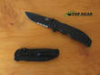 Colt CT732S Tactical Framelock Pocket Knife - Serrated Edge