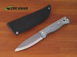 Condor Bushlore Camp Knife with Micarta Handle CTK232-43HCM