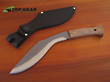 Condor Heavy Duty Kukri Knife with Leather Sheath - CTK1813-10HC