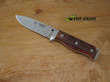 Cudeman MT-5 Survival Knife, Bohler N695 Stainless Steel, Cocobolo Wood Handle - 120-K