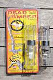 Cutt Down Game Calls Double Reed Duck Call Dead Timber - Clear