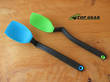 Dreamfarm Supoon Silicone Scraping Spoon - Assorted Colours