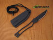 Dustar Meitar Neck Knife, D2 Tool Steel - S12