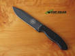 Esee CM6 Fixed Blade Combat Knife, Black Micarta Handle - ESEE-CM-6-TG-B
