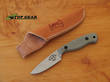 Esee Camp-Lore JG3 Fixed Blade Knife - by James Gibson