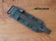 Esee Molle Back for Esee 3 and Esee 4 Knife - Olive Drab ESEE-42-MB-OD