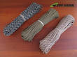 Atwood Rope Manufacturing Paracord 550 Rope, 30 Metre Pack - Woodland Camo, Coyote Tan or Desert Camo