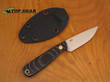 Enzo Necker 70 Fixed Blade Knife - 12C27 Stainless Steel 5801