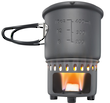 Esbit Hexamine Solid Fuel Stove Set with Solid Fuel - Model CS585HA