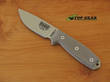 Esee 3 Desert Tan Knife with Modified Pommel - Knife only ESEE-3P-KO-DT