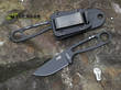 Esee Izula Survival Knife, Black - IZULA-B