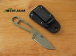 Esee Izula Survival Knife, Dark Earth - IZULA-DE