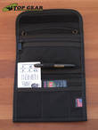 Esee Gear Izula Passport Case With Fisher Space Pen - Black