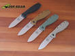 Esee BRK ZANCUDO Framelock Pocket Knife - 4 Models