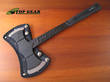 Estwing Black Eagle Double Bit Axe - Black - EBDBA