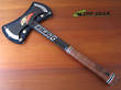 Estwing Black Eagle Double Bit Tomahawk - Leather Grip - EDBA