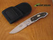 Fallkniven P Linerlock Pocket Knife, 3G Powder Steel - P3GOAKC