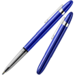 Fisher Space Pen Bullet Pen with Stainless Steel Clip - Blueberry Bullet 400BBCL