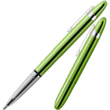 Fisher Space Pen Bullet Pen with Stainless Steel Clip - Lime Green 400LGCL