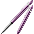 Fisher Space Pen Bullet Pen with Stainless Steel Clip - Purple Passion Bullet 400PPCL