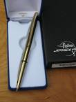 Fisher Space Pen Bullet Pen - Gold Titanium Model 400TN