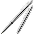 Fisher Space Pen Bullet Space Pen with Clip, High Polished Chrome - 400CL