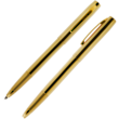 Fisher Space Pen Cap-O-Matic Pen - M4G Gold