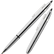 Fisher Space Pen Chrome Bullet Stylus with Clip - 400CL/S Chrome