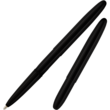 Fisher Space Pen Shiny Black Bullet Pen - 400SBNR