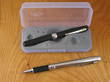 Fisher Space Pen X-750 Explorer Pen with Clip - Black Matte or Chrome Plated