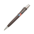 Fisher Space Pen Zero Gravity Pen - Charcoal with US Flag Imprint ZGC