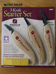 Flexcut 3-Carving Knife Starter Set - KN500