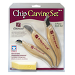 Flexcut Chip Carving Knife Set with 3 Knives - KN115