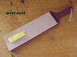 Flexcut Dual-Sided Leather Paddle Sharpening Strop - PW16