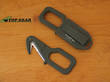 Fox Rescue Emergency Tool / Seat Belt Cutter, Olive - 640OD