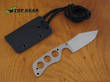 Fred Perrin Le Bowie Neck Knife - FPB