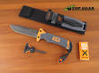Gerber Bear Grylls Ultimate Fixed Blade Survival Knife - Straight Edge 31-001063