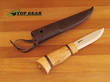 Helle Tor Fixed Blade Hunting Knife - 130