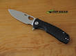 Honey Badger Flipper Pocket Knife, Medium, Black - HB1011