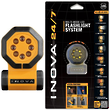 Inova 24/7 Multi-Function LED Flashlight / Emergency Light, Yellow - 247APY1