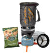 Jetboil Flash Java Kit Personal Cooking System with Coffee/Tea Plunger - End Grain
