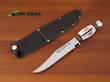 John Nowill and Sons Bowie Knife - Staghorn