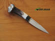 John Nowill & Sons Crown Stag Sgian Dubh Knife - 021