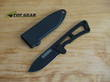 Ka-Bar Becker BK13 Remora Knife, Black Powder Coating, 1095 Cro Van Carbon Steel -BK13CPB