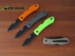 Ka-Bar Dozier Folding Hunter Knife - 4 Colours