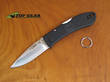 Ka-Bar Dozier Small Folding Knife with Black Handle - 4072